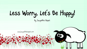 less worry