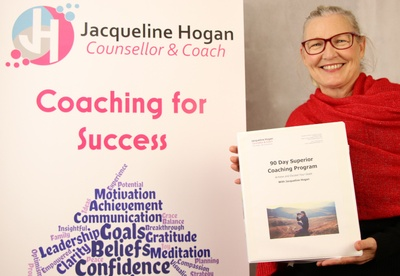 Life Coaching Bendigo - jacqui Hogan