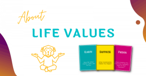 about life values feature
