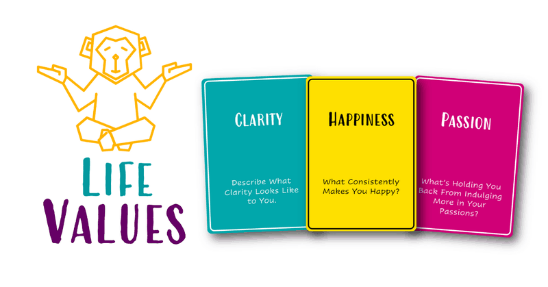 Values Card Game