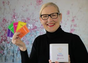 Jacqui Hogan Life Values Card Game