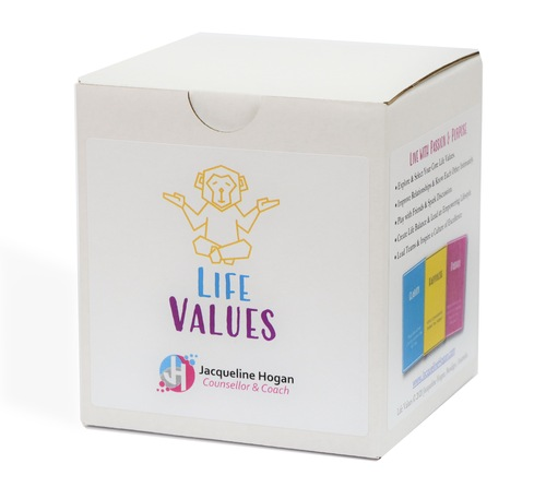 Life Values box