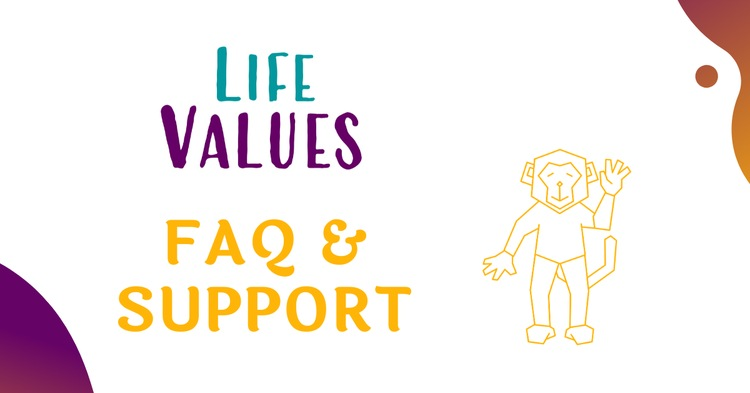 life values support