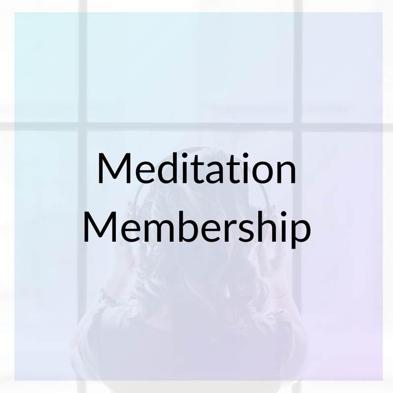 meditation membership