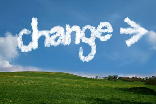change clouds